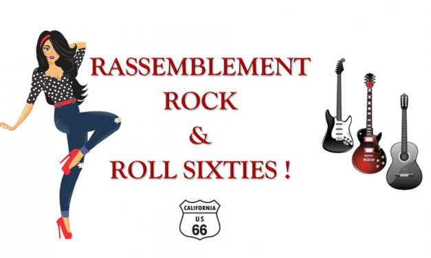 Rassemblement Rock & Roll Sixties