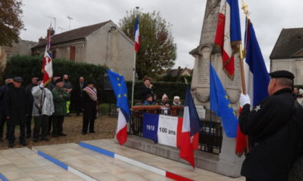 LES COMMEMORATIONS 14-18