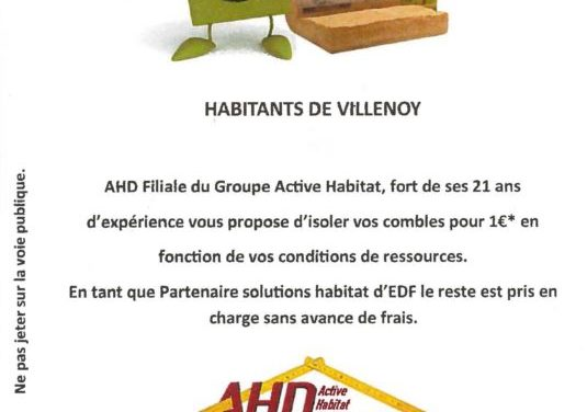 Active Habitat Developpement