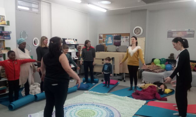 RETOUR EN IMAGES DE L'ATELIER PARENTS-ENFANTS DU 29/02/20